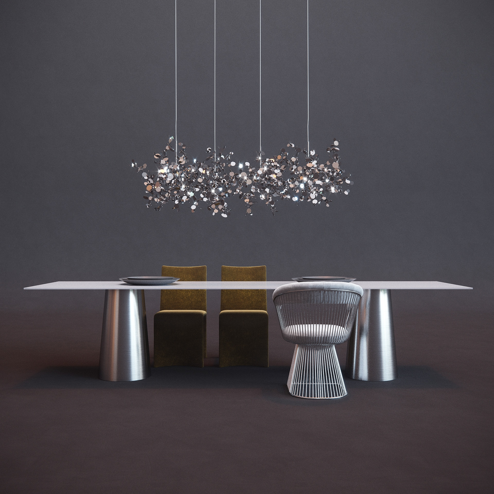 Rousseau Table - UD Signature Furniture Collection