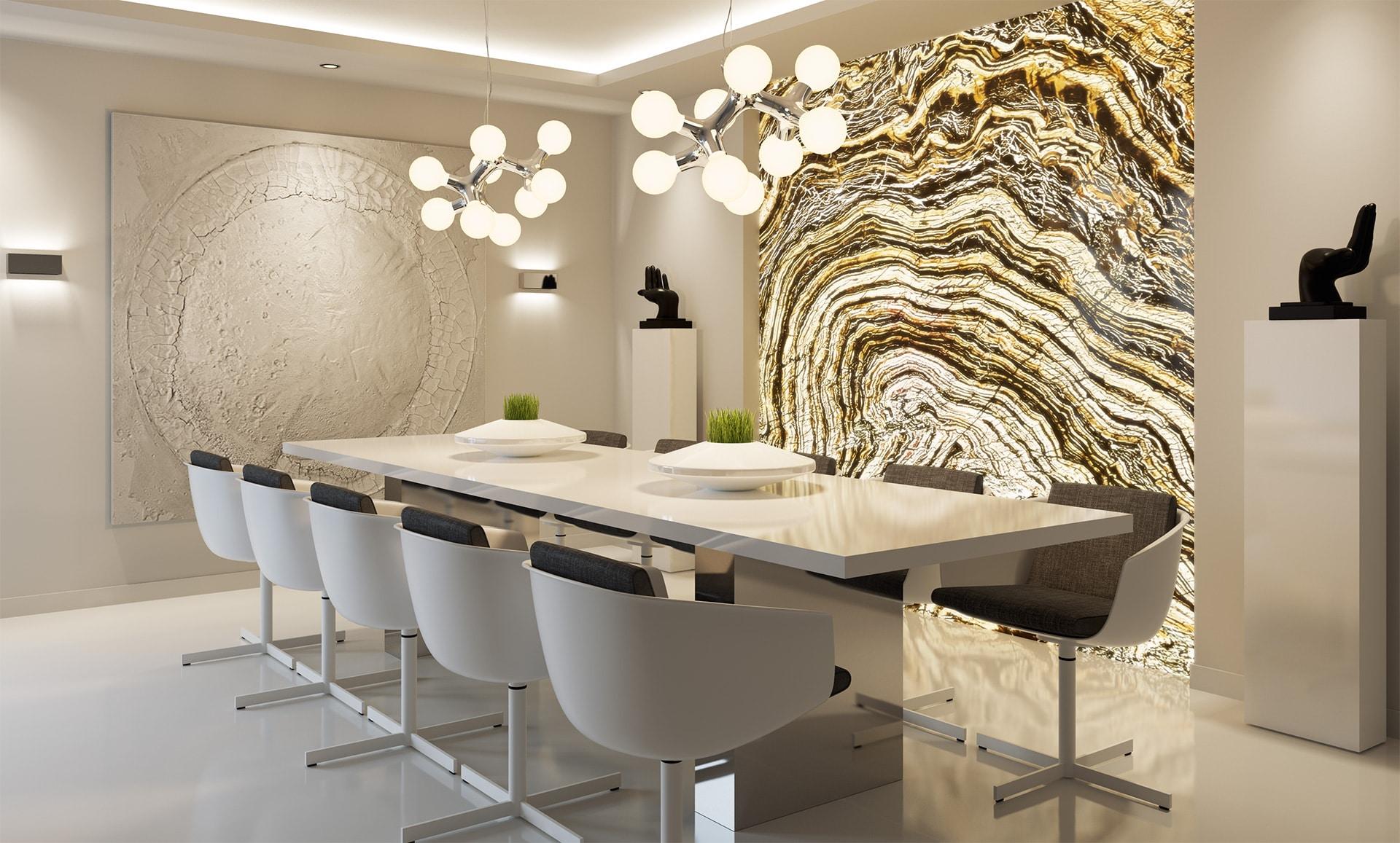 Interior Design for project in La Zagaleta