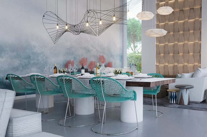 Interior Design Project in the Cayman Islands
