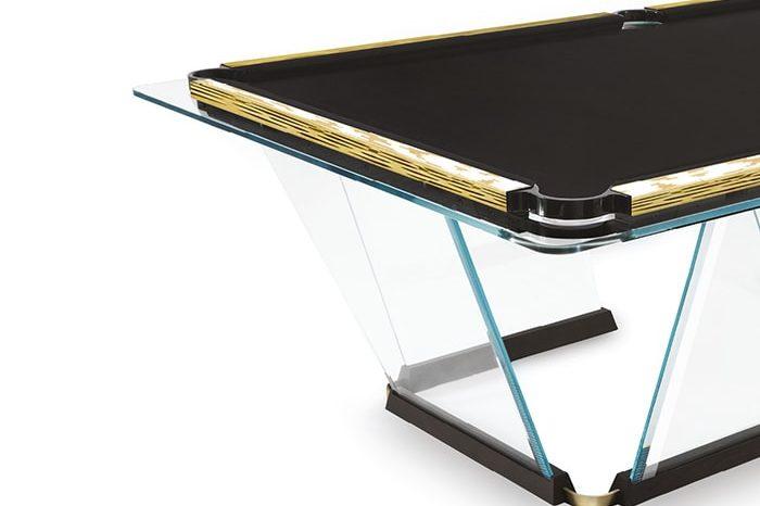 TECKELL - POOL TABLE