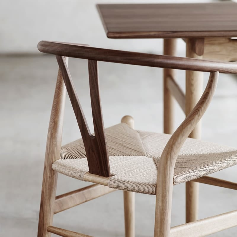 CARL HANSEN AND SON - WISHBONE CHAIR