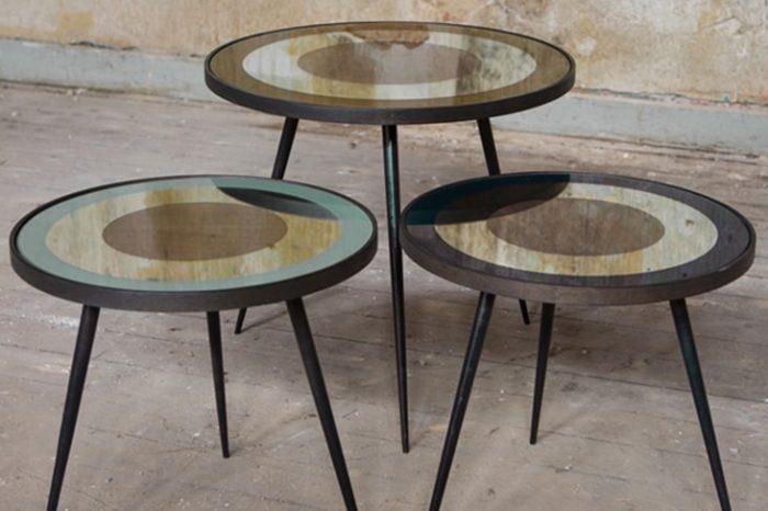NORTE MONDE - SIDE TABLES