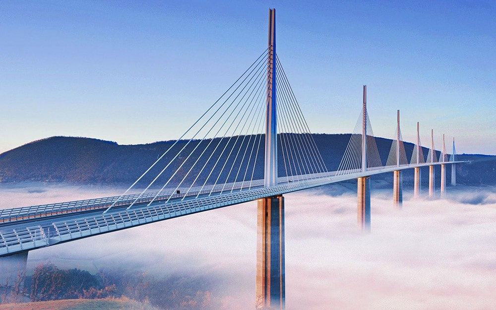 Top 7 of the World's Most Beautiful Bridges