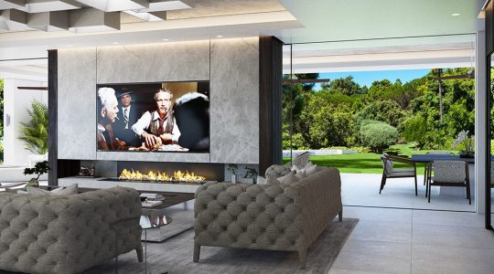 7 smart and stylish ways to hide your TV