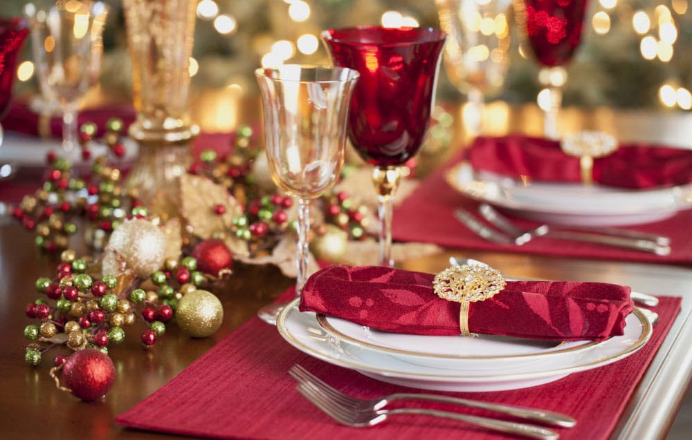Arrange Your Dining Table For Formal