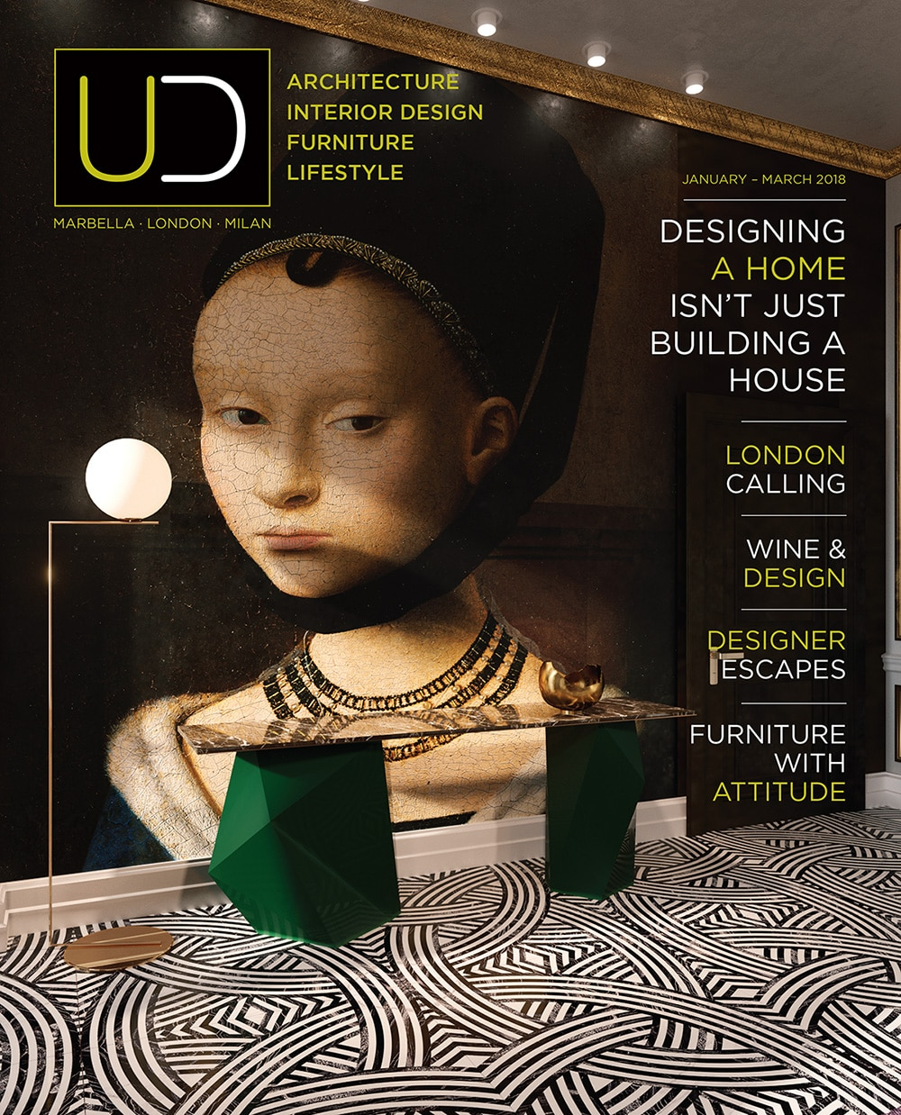 UD Magazine launches in Marbella, London & Milan
