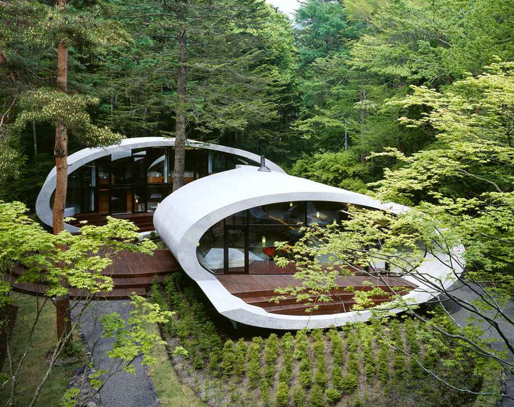 6 crazy futuristic homes that actually exist