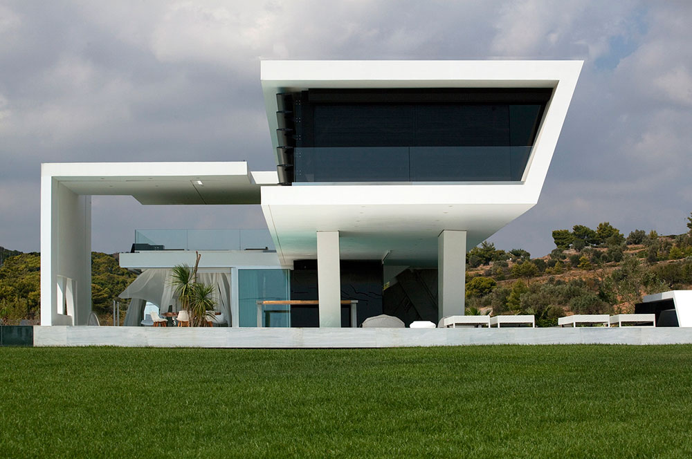 6 Crazy Futuristic Homes That Actually Exist Udesign