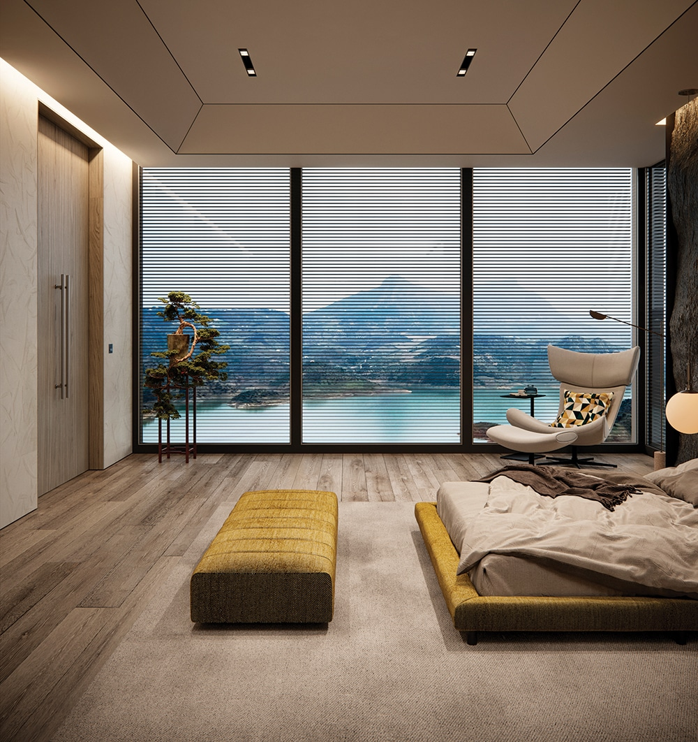 Three Ultimate Bedroom Suites - UDesign