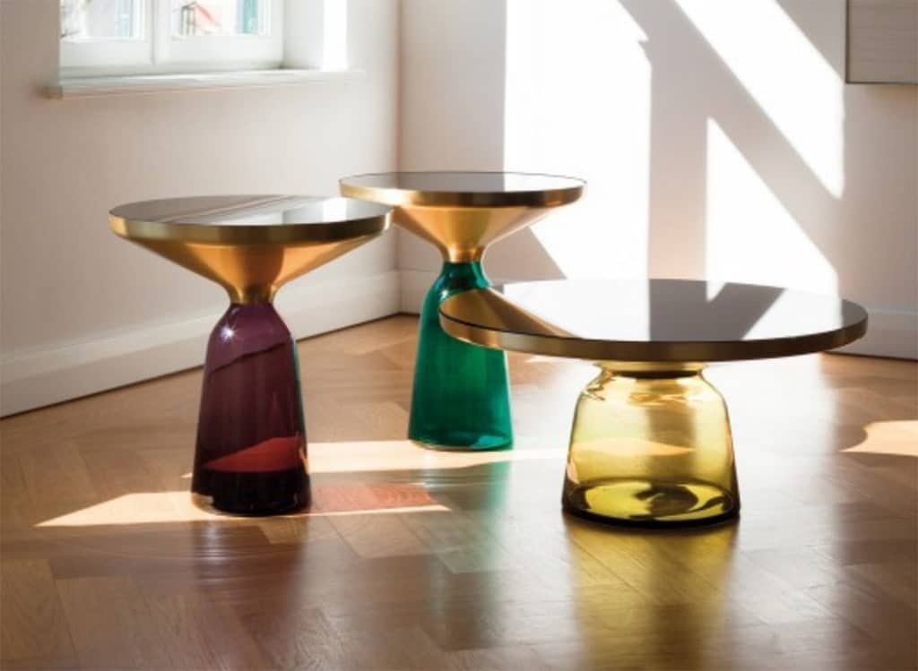 CLASSICON - BELL SIDE TABLE