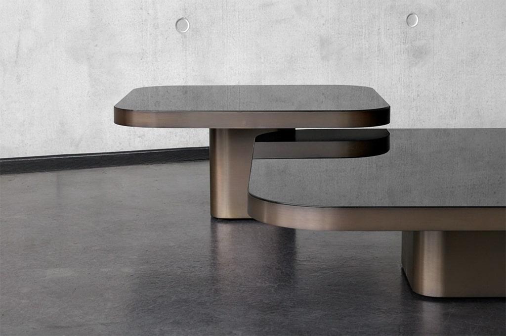 CLASSICON - BOW COFFEE TABLE