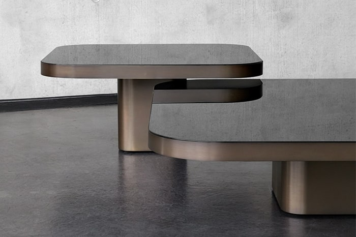 CLASSICON - BOW COFFEE TABLE