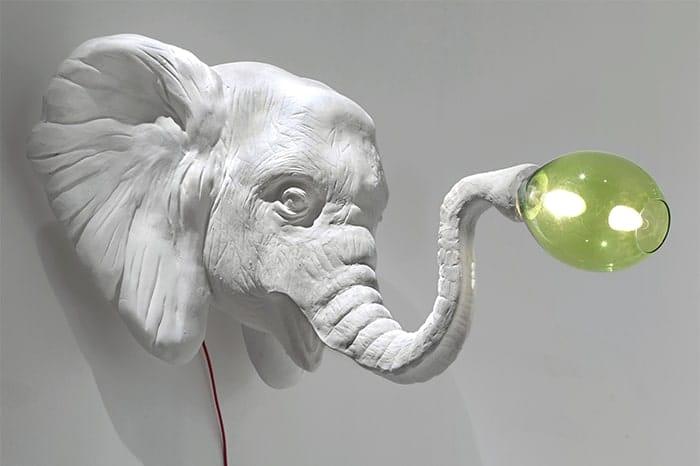 IMPERFETTOLAB - LIGHT ELEPHANT