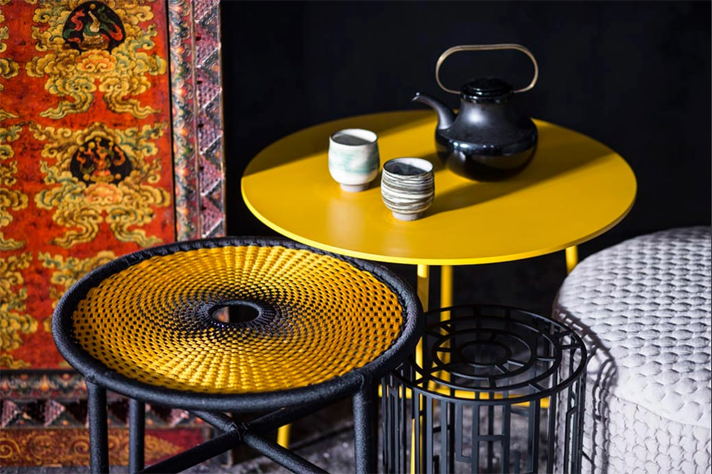 MOROSO - BANJOOLI TABLE