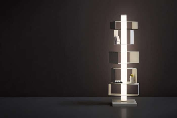 NATEVO - TWIST + LIGHT CABINET