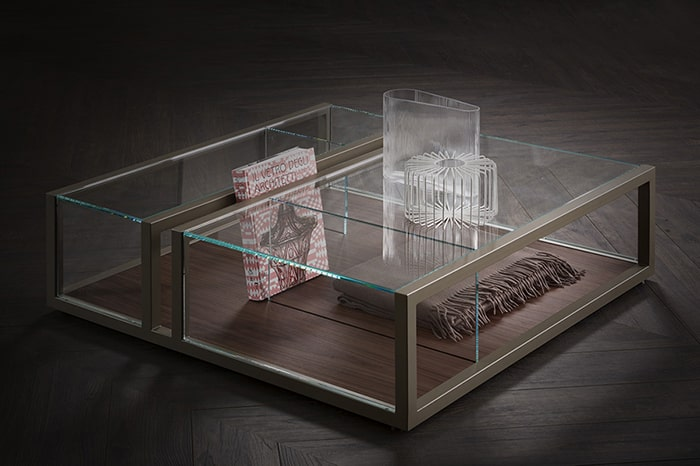 NATEVO - CONTINUUM COFFEE TABLE