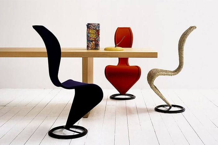 CAPPELLINI - S-CHAIR