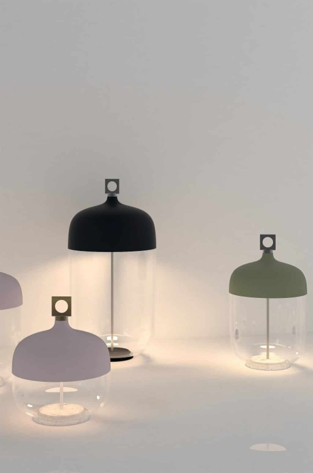 HIND RABII - T-COTTA THE LAMP