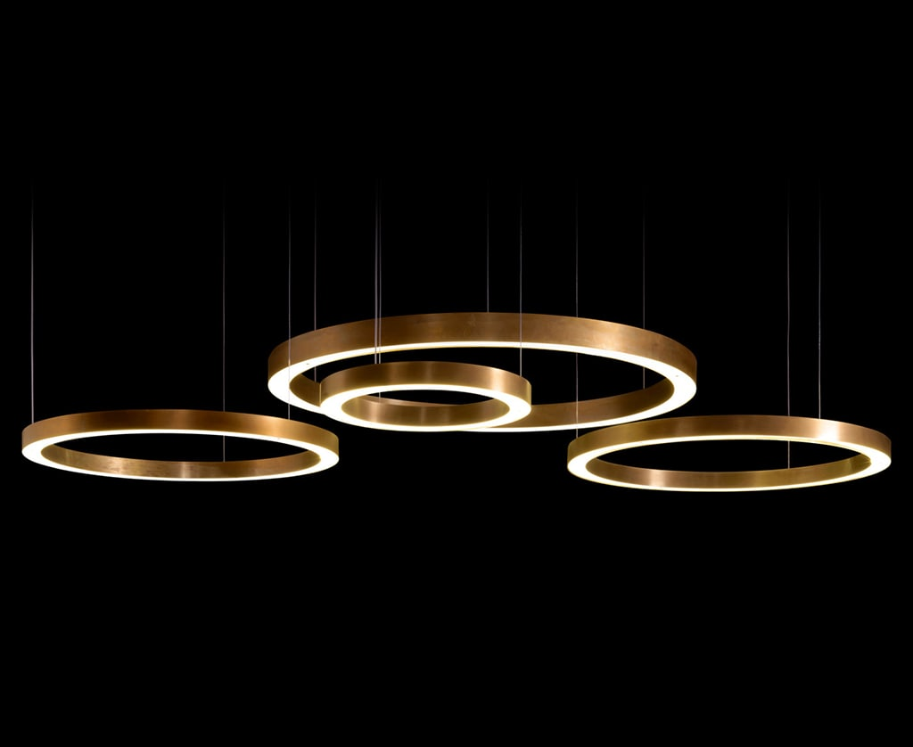 LIGHT RING HORIZONTAL - HENGE