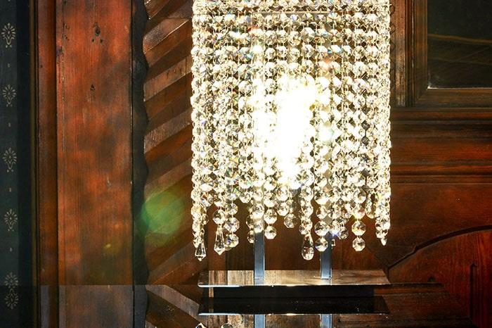 LINEA LAMP TABLE