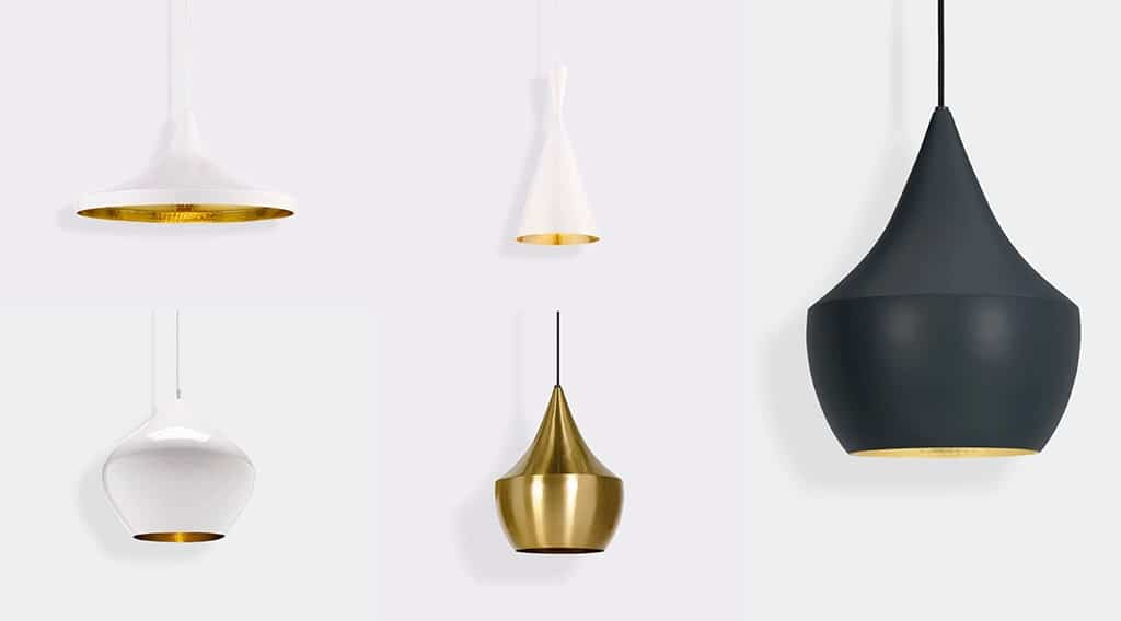 BEAT TALL PENDANT - TOM DIXON