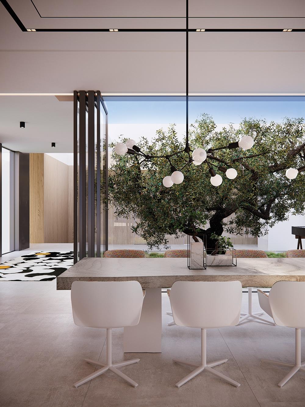 Small Is Beautiful The Olive Tree Villa Udesign