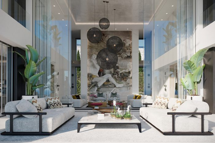 Formal Lounge. An inspiring room of grand proportions with its own terrace space