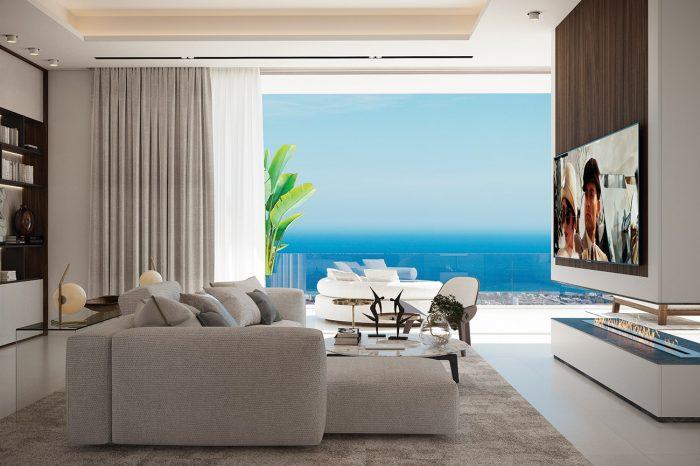 Master Bedroom Suite, lounge area