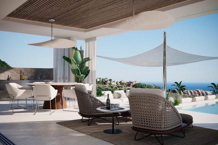 The Kitchen terrace