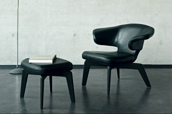 CLASSICON - MUNICH LOUNGE CHAIR