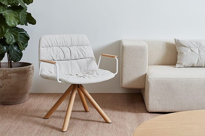 VICCARBE - MAARTEN LOUNGE CHAIR